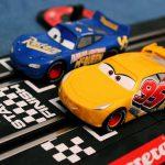 Wenn aus Idolen Realität wird mit Disney Pixar Cars und Carrera GO!!! #Werbung