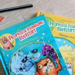 Professor Plumbums Bleistift 2: Zwischen Fischen! #Rezension #Gewinnspiel
