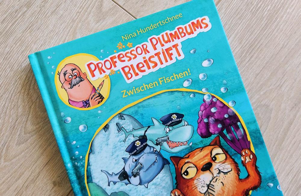 Professor Plumsbums Bleistift