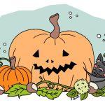 Halloween für groß und klein #Ausmalbild