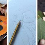 Wir lieben Igel – Ein paar Ideen, wie man sich kreativ mit dem Thema Igel beschäftigen kann