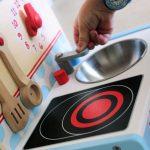 Die neue Küchenecke im Kinderzimmer mit Spiegelburg #Werbung