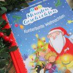 1-2-3 Minutengeschichten: Kunterbunte Weihnachten #Blogparade #Rezension