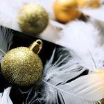 Magische Deko für den Weihnachtsbaum – DIY Schnatz Weihnachtskugeln