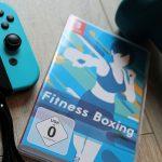 Zeit für gute Vorsätze – Fit ins neue Jahr mit Fitness Boxing für die Switch #Werbung #Gewinnspiel