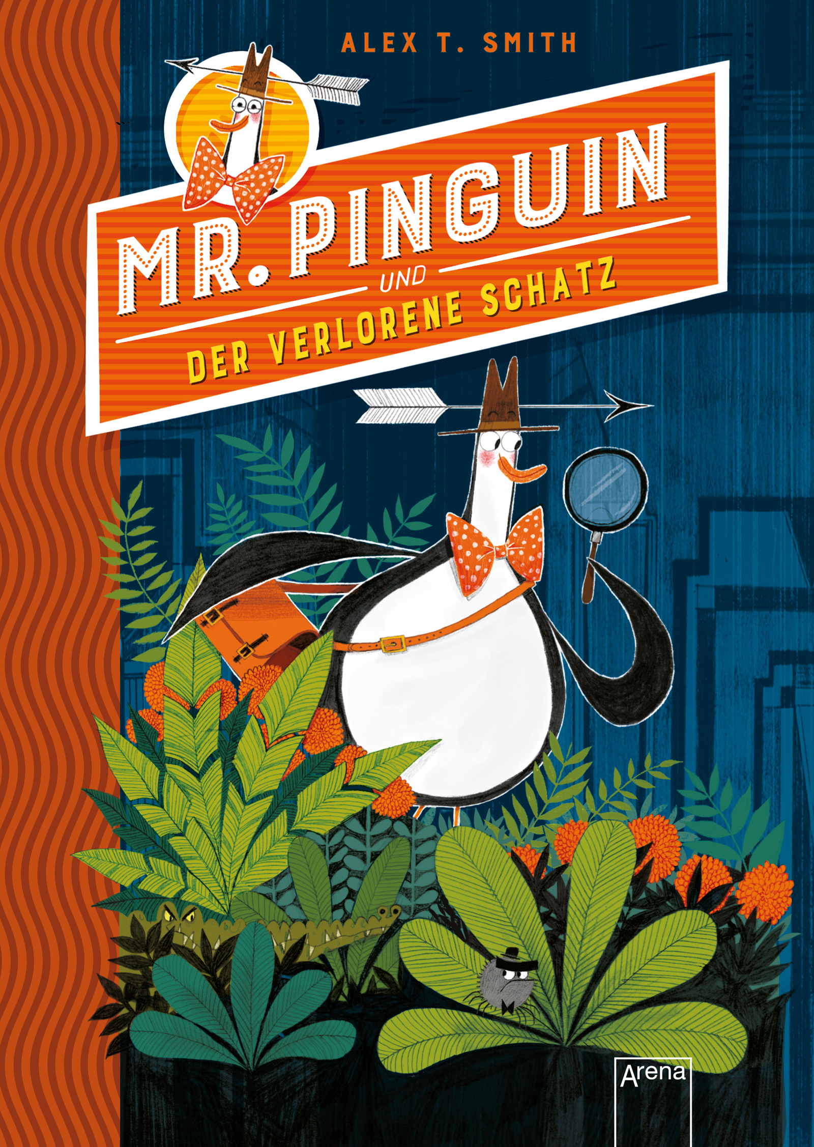 Mr. Pinguin
