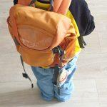 Der richtige Rucksack für ein Kindergartenkind? #Werbung
