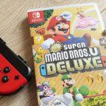 """Zurück zu meinen Anfängen: """"New Super Mario Bros. U Deluxe"""" für die Switch #Werbung #Gewinnspiel"""