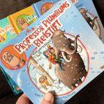 Professor Plumbums Bleistift Teil 3 als Hörspiel #Rezension #Gewinnspiel