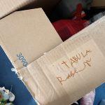 Wie der Miniheld und ich in seinem Zimmer Tabula – Rasa veranstalteten
