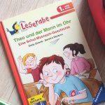 """""""Theo und der Mann im Ohr"""" – Eine Schul – Mutmach – Geschichte #Rezension"""