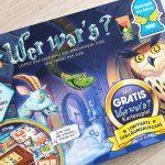 """""""Wer War's?"""" – Die Jubiläumsausgabe von Ravensburger #Werbung"""