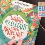 Heute ein Buch mit lustigen Geschichten von Herrn Kipling #Rezension #Gewinnspiel