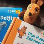 Frag doch mal… die Maus: Bücher für groß und klein #Rezension