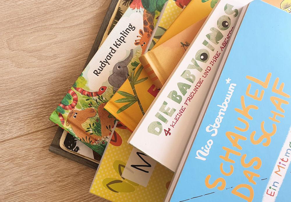 Kinderbuch - Woche