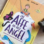 """Kinderbuch – Woche: """"Ein Affe an der Angel"""" von Jonny Bauer #Rezension"""