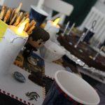 Ein magischer Geburtstag Teil 01: Die Dekoration