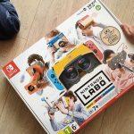 Ein erstes VR – Erlebnis mit Nintendo Labo #Werbung #Gewinnspiel