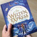 """""""Der Welten – Express"""" von Anca Sturm #Rezension"""