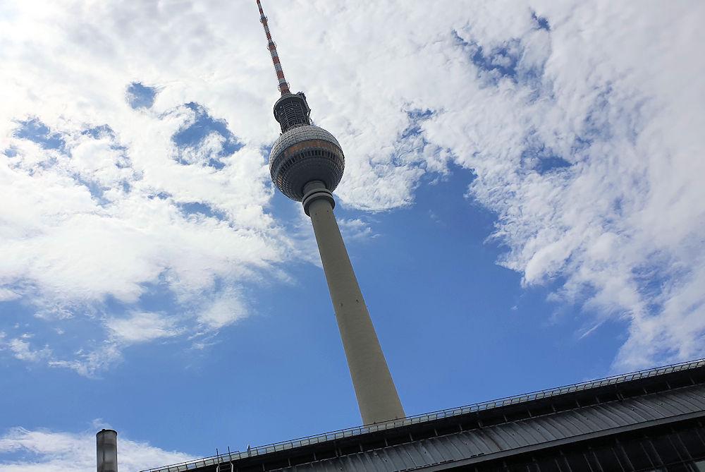 #WIB am Alexanderplatz