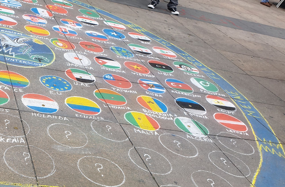 Kunst am Alexanderplatz