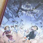"""""""Das blaue Herz von Finn"""" von Thomas J. Hauck und Katharina Sieg #Rezension"""