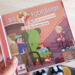 Fuchsbande – Familientag: Ein Tag im Tonstudio #Werbung #Verlosung