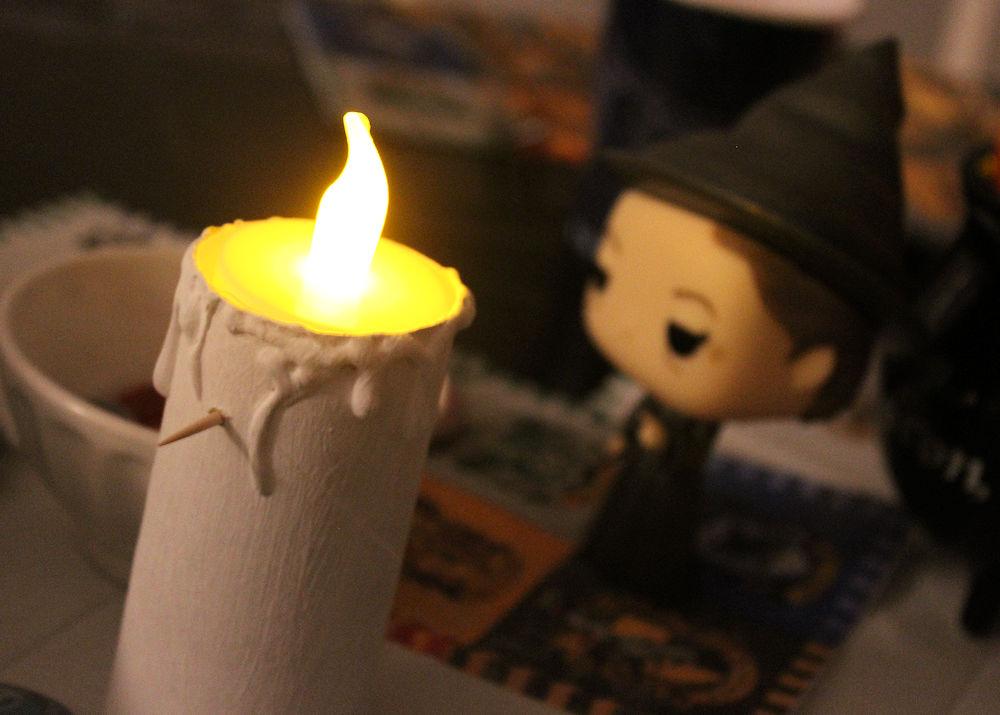 magische Kerzen