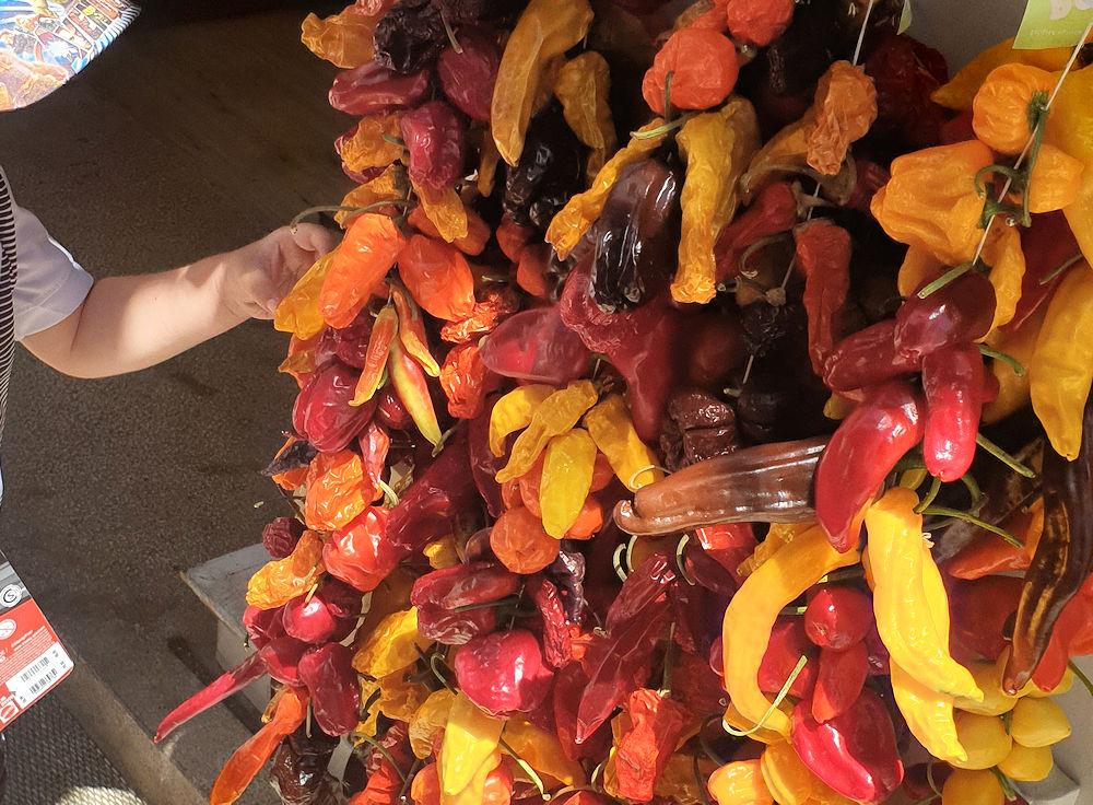 Eine Leidenschaft: Chilis