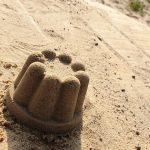 Eine Alternative zum Sandkasten im Garten schaffen #Werbung