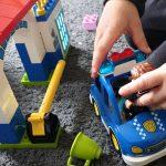 Zeit zum Spielen mit LEGO® DUPLO®: Die Polizei im Einsatz #Werbung
