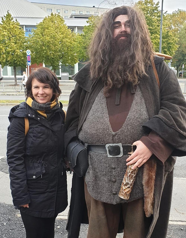 Hagrid von Elbenwald