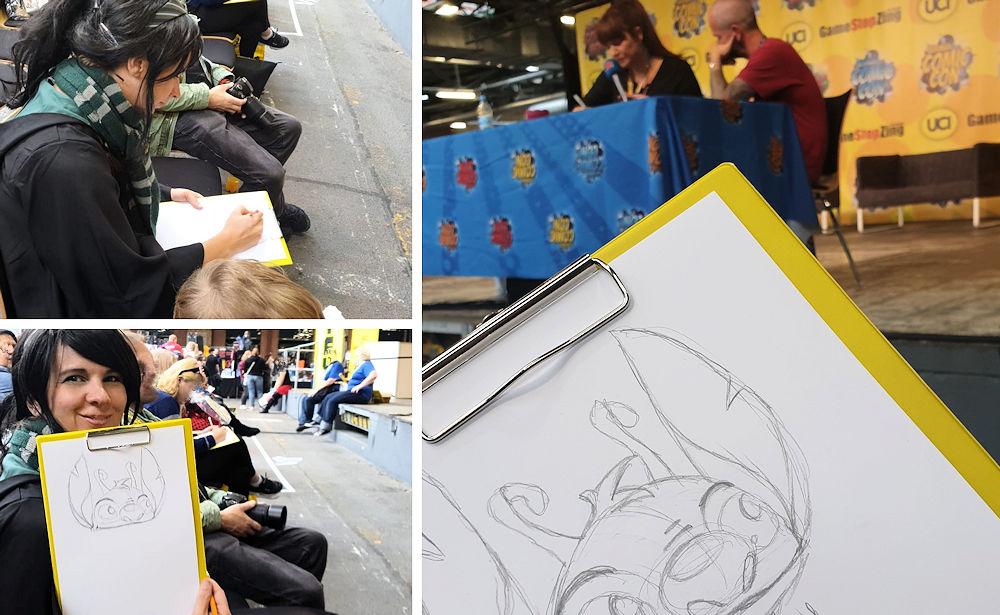 Zeichenworkshop