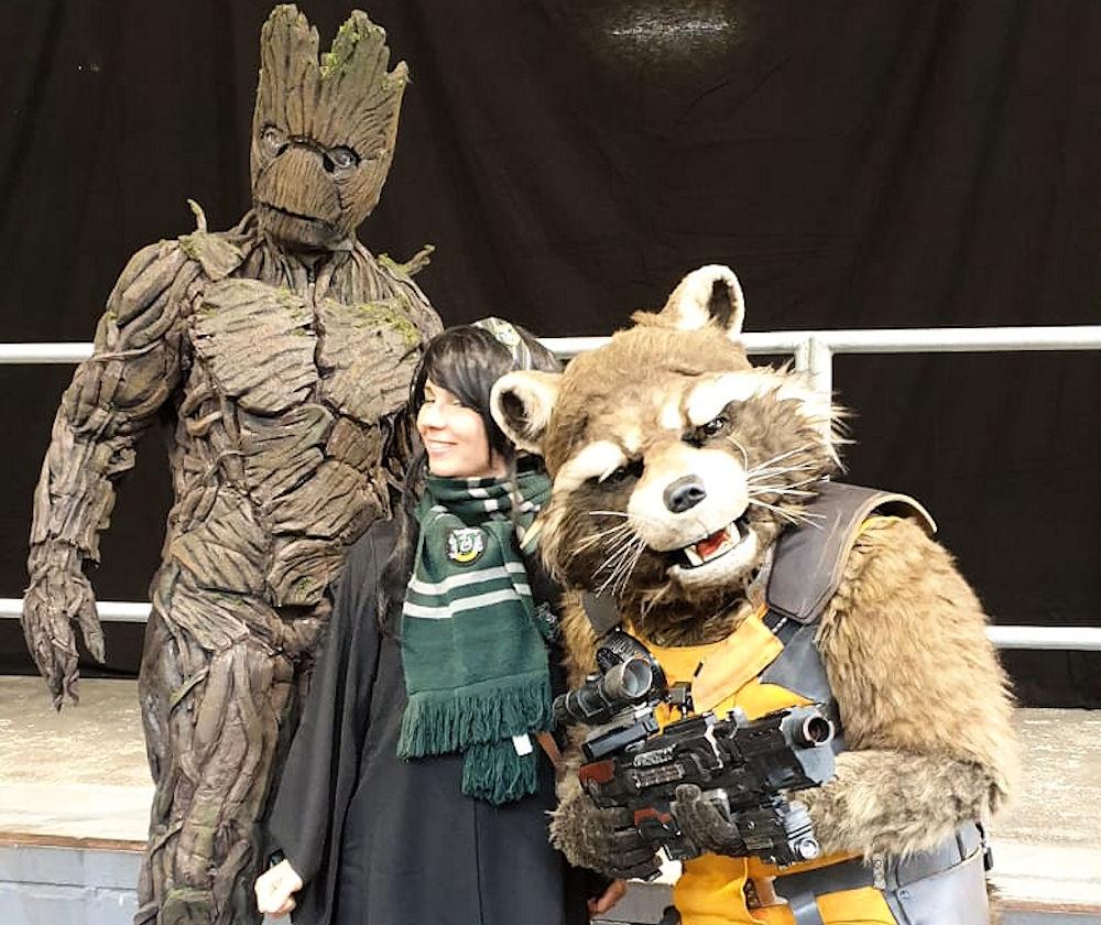 Groot und Rocket