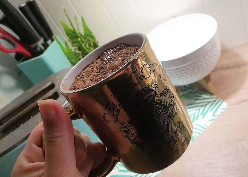 Kakao am Abend