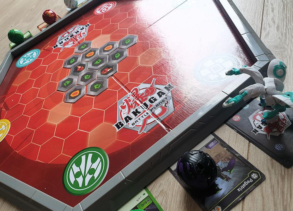 Die Battle Arena