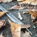#bestofnine im Oktober – Ein Gruselmonat?
