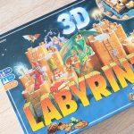 Spielezeit zwischen den Jahren – Ravensburger 3D Labyrinth #Werbung
