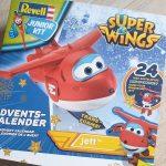 Nikolaus mit Revell & Super Wings #Werbung #Gewinnspiel