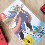 Pokémon Schild & Schwert: Wähle dein Starterpokémon #Werbung #Gewinnspiel