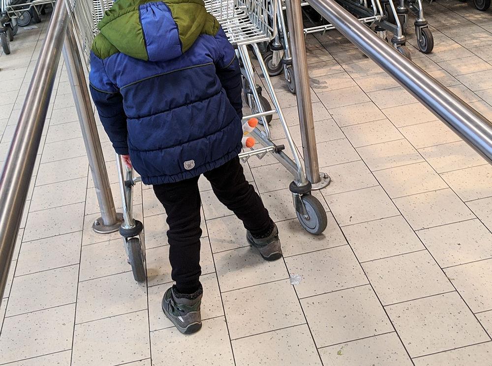 Einkaufshilfe