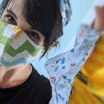 Creadienstag – Behelfsmasken… wie sinnvoll sind sie?