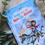 """""""Frida und der NeinJa-Ritter"""" von Philipp Löhle #Rezension"""