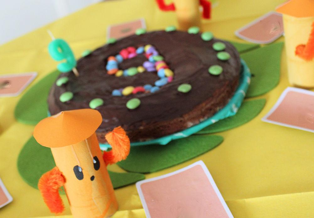 Animal Crossing - Geburtstagstisch