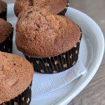 Heldenküche – Marmorierte Nougat Muffins zum Geburtstag