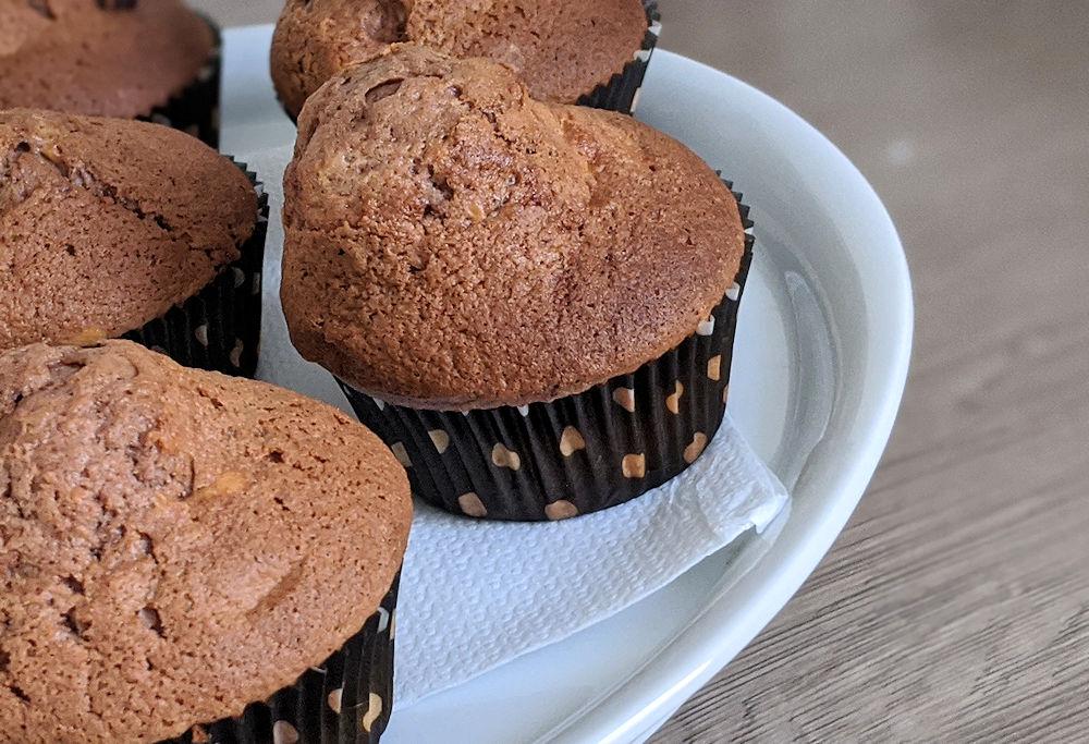 Nougat Muffins
