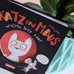 """""""Katz und Maus wollen hier raus"""" von Günther Jakobs #Rezension"""