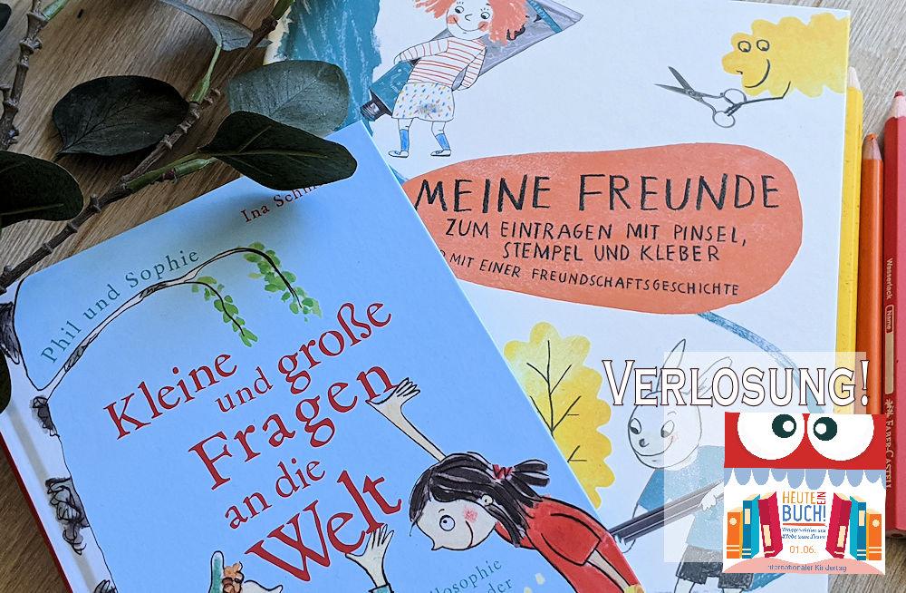 Heute ein Buch zum Kindertag