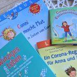 Informative und kindgerechte Corona-Bücher für groß und klein #Rezension #Verlosung