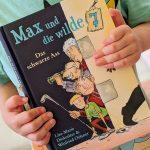 """""""Max und die wilde 7"""" Auf der Spur vom schwarzen Ass #Werbung #Verlosung"""